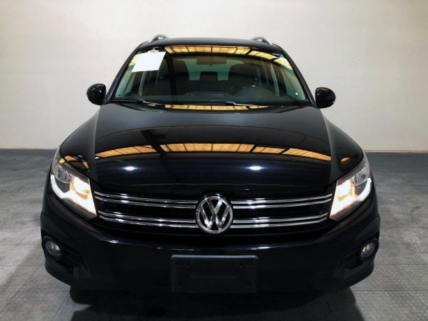 Used Volkswagen Tiguan for sale in Houston TX.  We Finance!