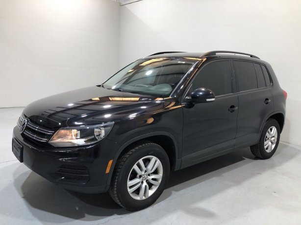 Used 2017 Volkswagen Tiguan for sale in Houston TX.  We Finance!