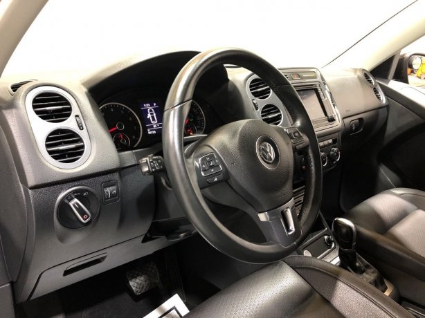 used 2017 Volkswagen Tiguan for sale Houston TX