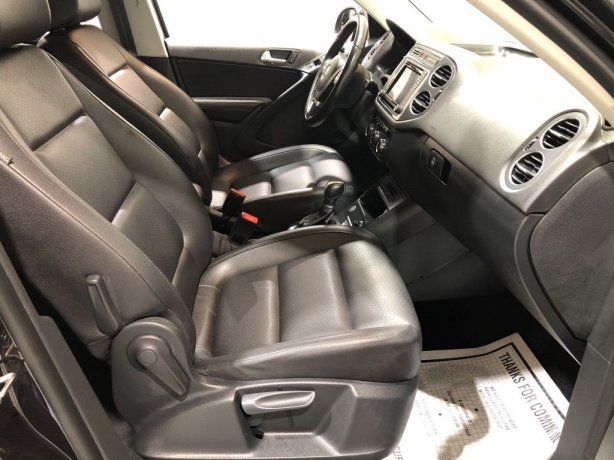 cheap Volkswagen Tiguan for sale Houston TX