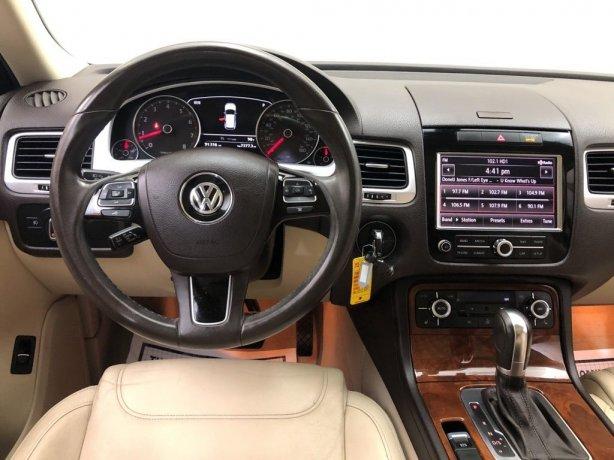 2013 Volkswagen Touareg for sale near me