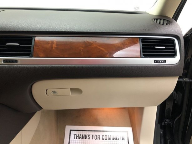 cheap used 2013 Volkswagen Touareg for sale
