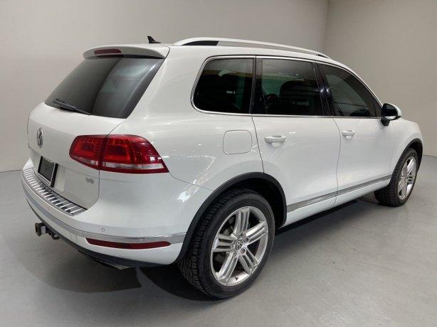 Volkswagen Touareg for sale near me