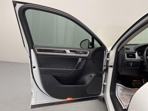 used 2016 Volkswagen Touareg