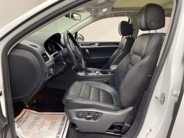 used 2016 Volkswagen Touareg for sale Houston TX