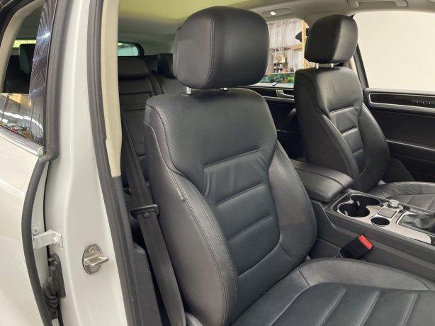 cheap Volkswagen Touareg for sale Houston TX