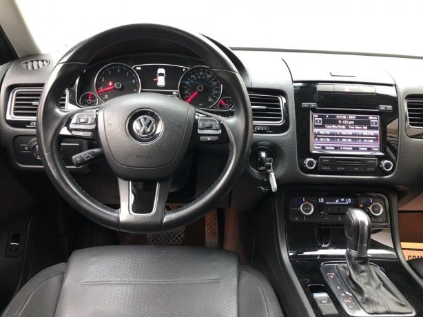 2014 Volkswagen Touareg for sale near me