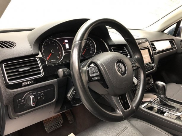 2014 Volkswagen Touareg for sale Houston TX