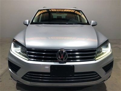 Used Volkswagen Touareg for sale in Houston TX.  We Finance!