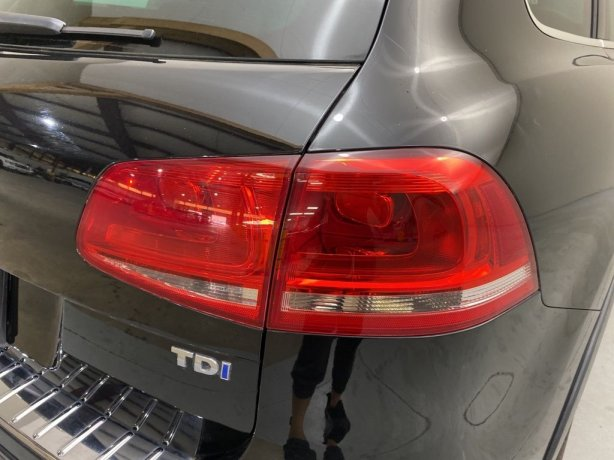 used Volkswagen Touareg for sale near me