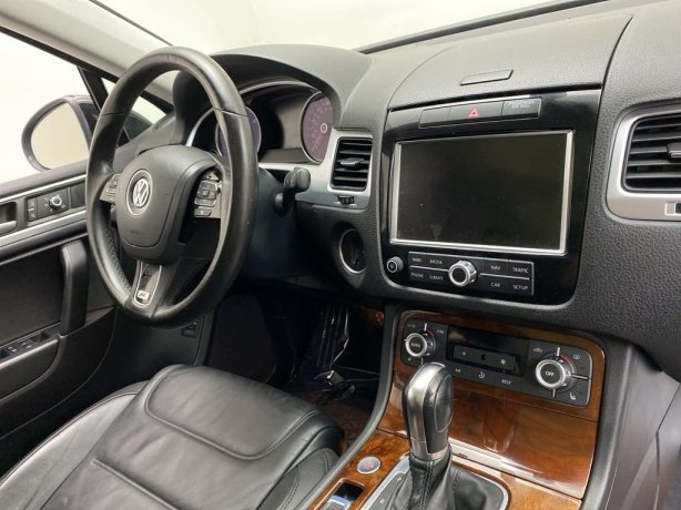 cheap used 2014 Volkswagen Touareg for sale