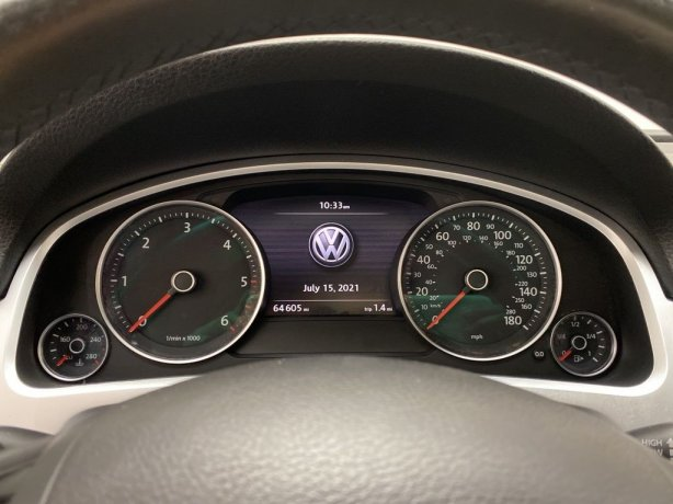 Volkswagen Touareg near me