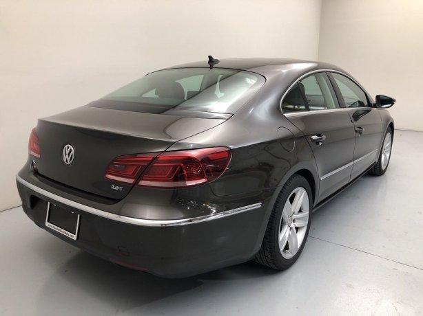 used Volkswagen CC