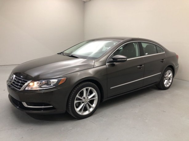 Used 2016 Volkswagen CC for sale in Houston TX.  We Finance!