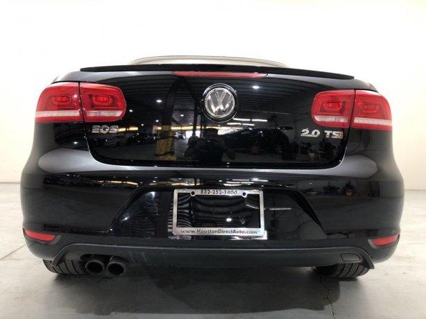 used 2016 Volkswagen Eos