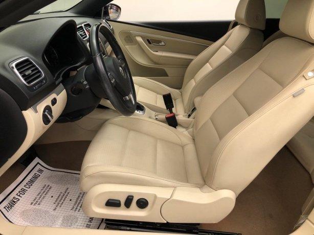 2016 Volkswagen Eos for sale Houston TX
