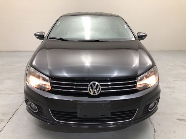 Used Volkswagen Eos for sale in Houston TX.  We Finance!