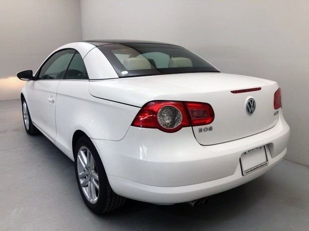 used 2009 Volkswagen Eos for sale