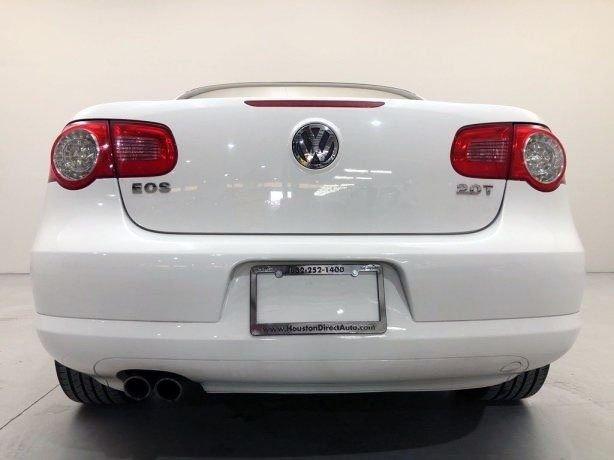 used 2009 Volkswagen Eos