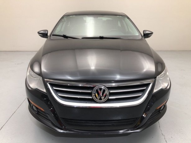 Used Volkswagen CC for sale in Houston TX.  We Finance!