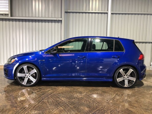 2016 Volkswagen Golf R for sale