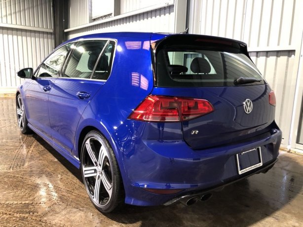 used 2016 Volkswagen Golf R for sale