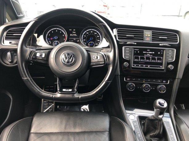 2016 Volkswagen Golf R for sale Houston TX