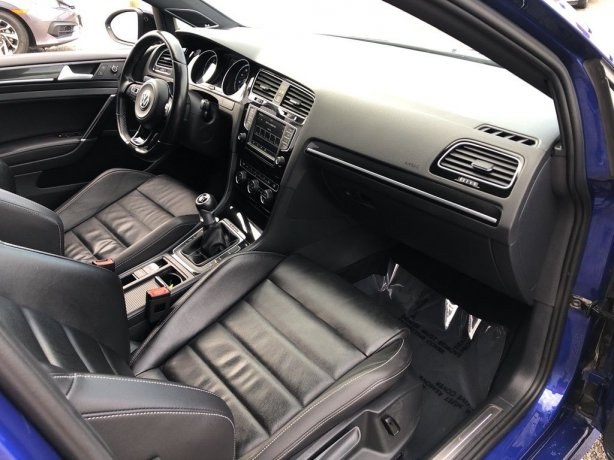 good used Volkswagen Golf R for sale