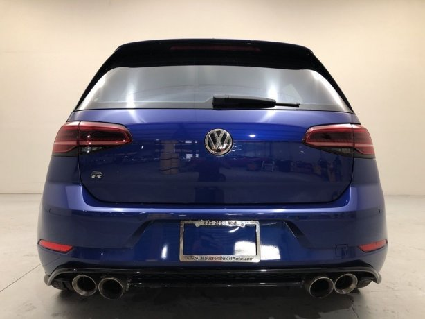 2018 Volkswagen Golf R for sale