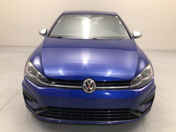Used Volkswagen Golf R for sale in Houston TX.  We Finance!