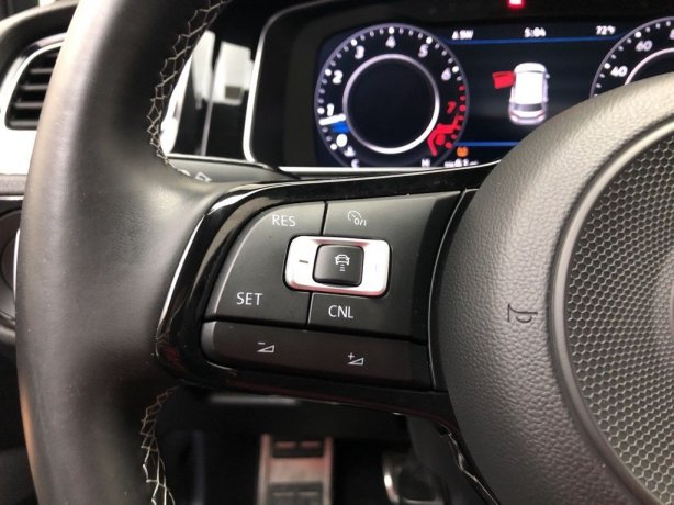 used Volkswagen Golf R for sale Houston TX
