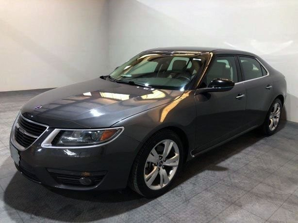 Used 2011 Saab 9-5 for sale in Houston TX.  We Finance!