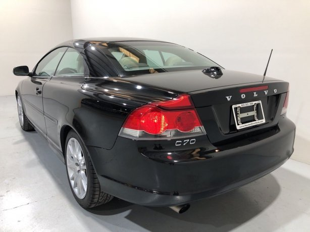 used 2010 Volvo C70 for sale