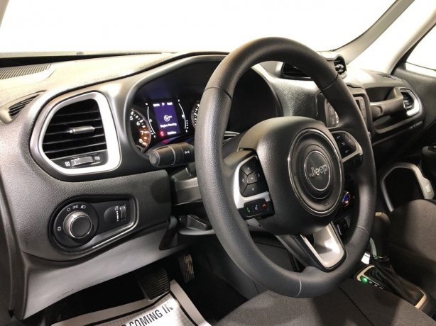used 2018 Jeep Renegade for sale Houston TX