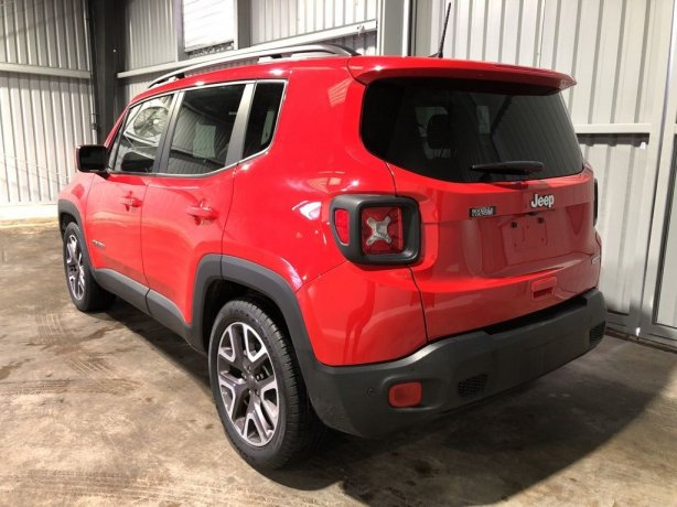 used 2018 Jeep Renegade for sale