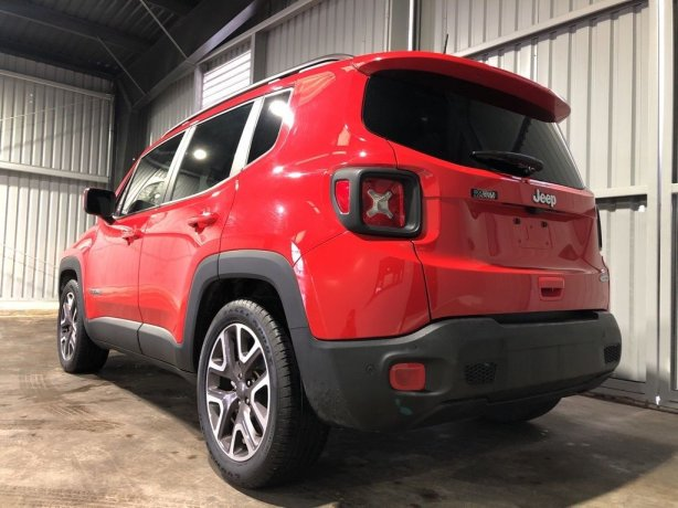 used Jeep Renegade for sale near me