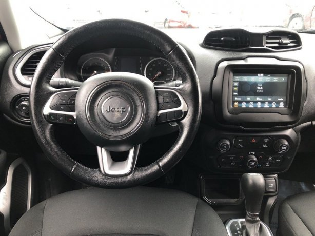 2018 Jeep Renegade for sale Houston TX