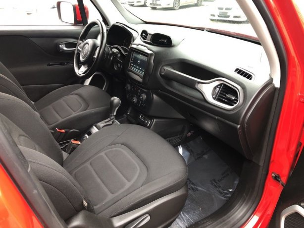 good used Jeep Renegade for sale