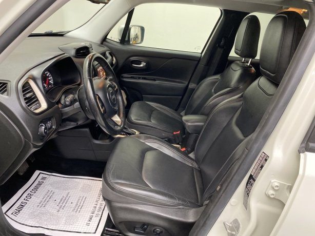 2016 Jeep Renegade for sale Houston TX