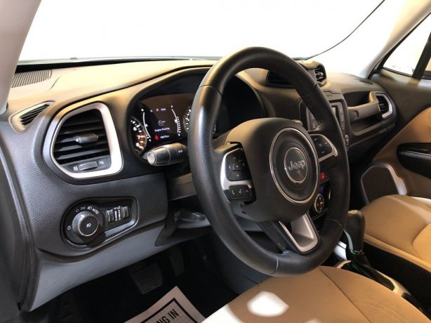 used 2015 Jeep Renegade for sale Houston TX