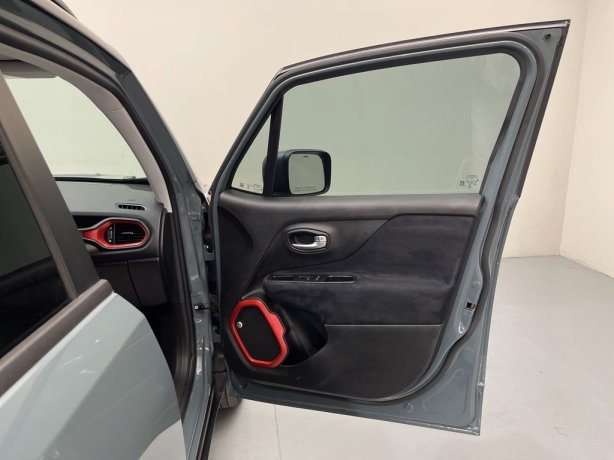 used 2016 Jeep Renegade for sale near me