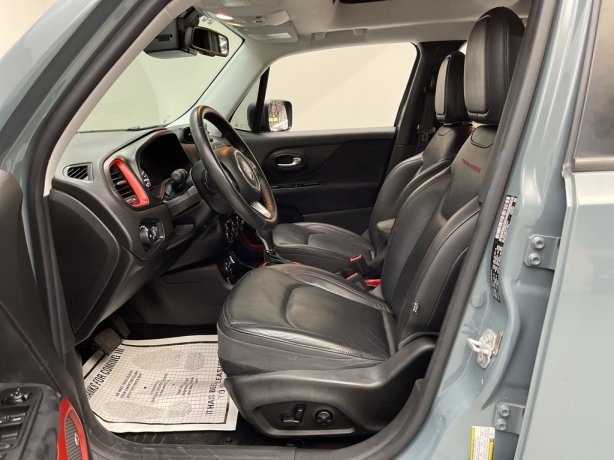used 2016 Jeep Renegade for sale Houston TX