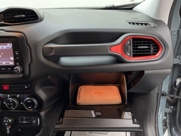 cheap used 2016 Jeep Renegade for sale
