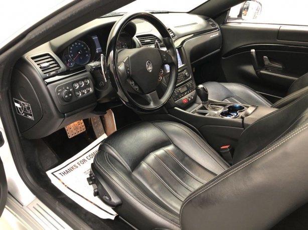 used 2010 Maserati GranTurismo for sale Houston TX