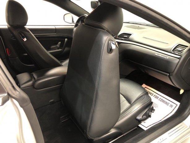 cheap 2010 Maserati for sale Houston TX