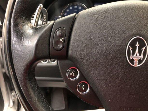 cheap used 2010 Maserati GranTurismo for sale