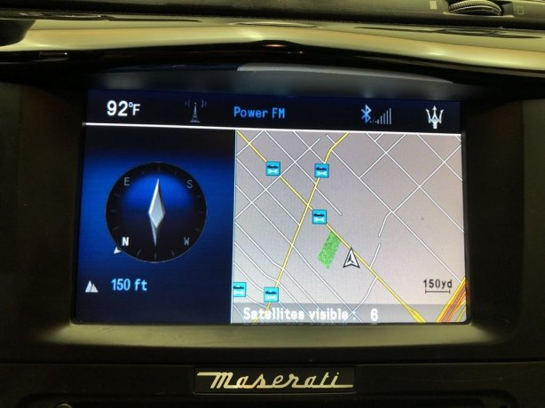 good used Maserati GranTurismo for sale