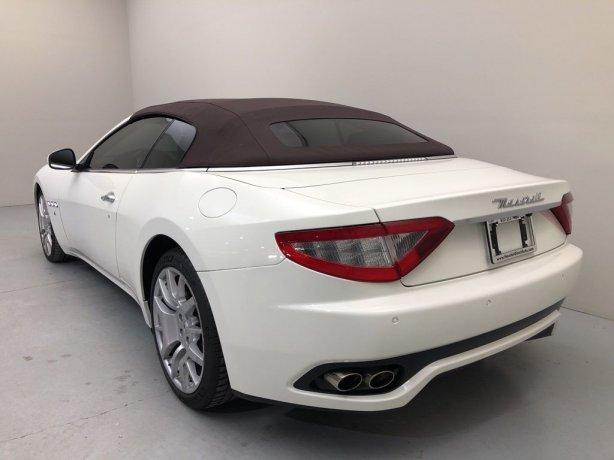 used 2013 Maserati GranTurismo for sale