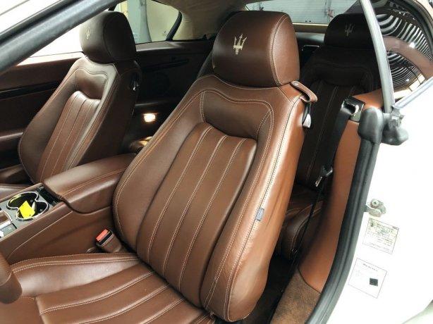 used 2013 Maserati GranTurismo for sale Houston TX