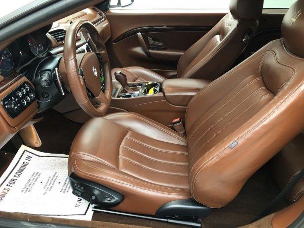 2013 Maserati GranTurismo for sale Houston TX